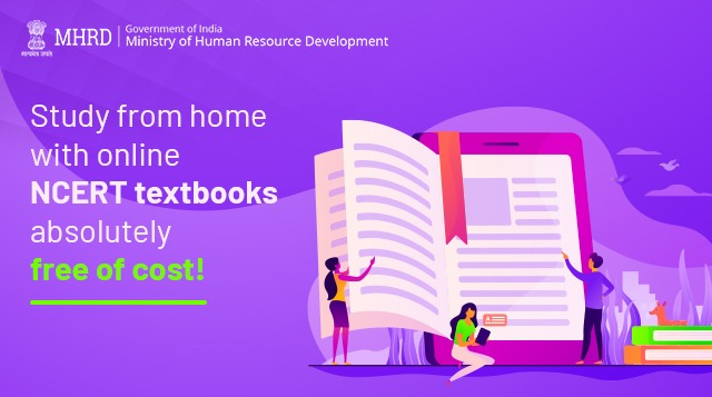 Get NCERT Textbooks ONLINE for Free